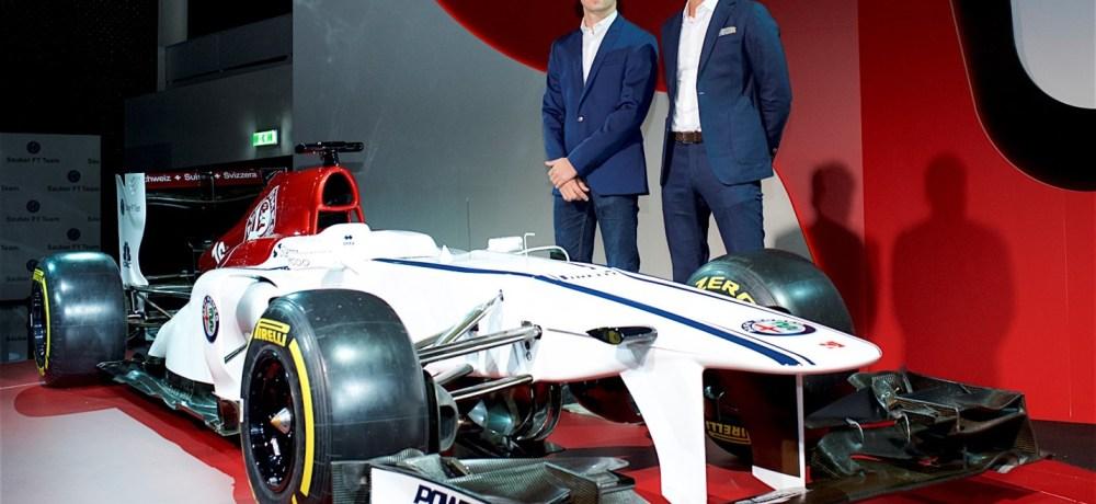 Alfa Romeo está de regreso en la F1