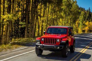La ley: Jeep Wrangler