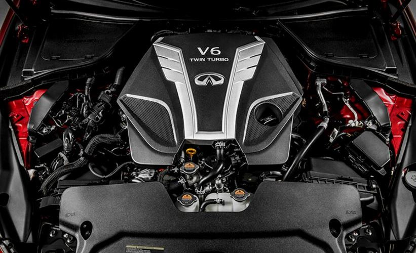 INFINITI, premiado por el V6 Biturbo de 3.0 litros