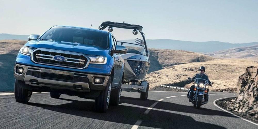 Ford Ranger 2019, Auto Show de Detroit