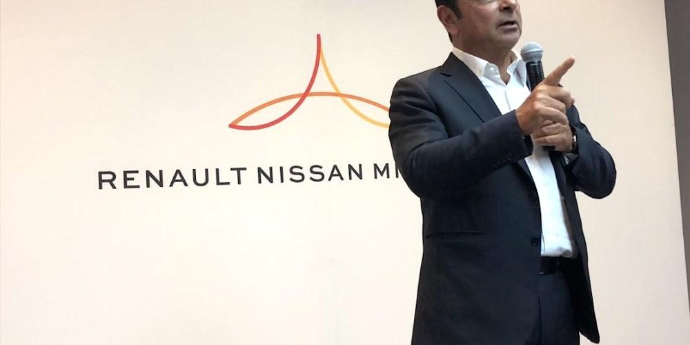 La alianza Renault-Nissan-Mitsubishi invertirá hasta $1,000 millones en innovación