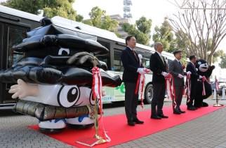 Nissan da un paso más con su tecnología eléctrica en el transporte público