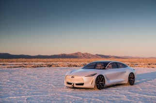 INFINITI Q Inspiration Concept en el Auto Show de Detroit