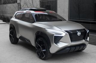 Detroit 2018, Nissan Xmotion Concept, el SUV compacto del futuro