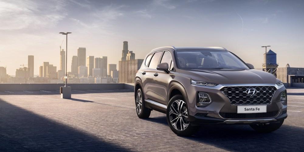 Nueva Hyundai Santa Fe 2019, la veremos en el Auto Show de Chicago