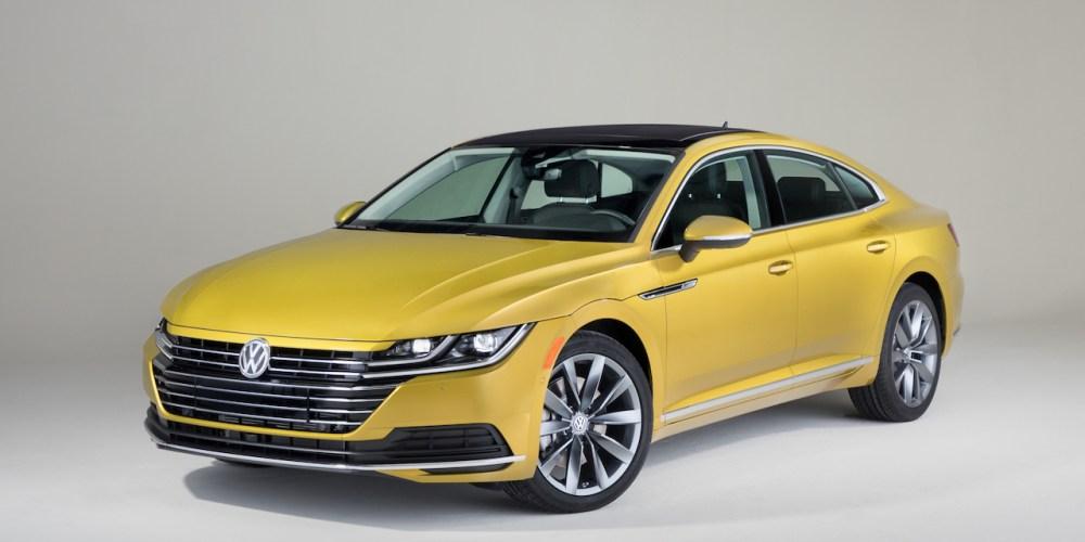 Autoshow de Chicago 2018, Volkswagen Arteon 2019