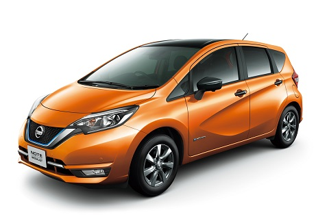 Nissan NOTE e-POWER alternativa interesante en Japón