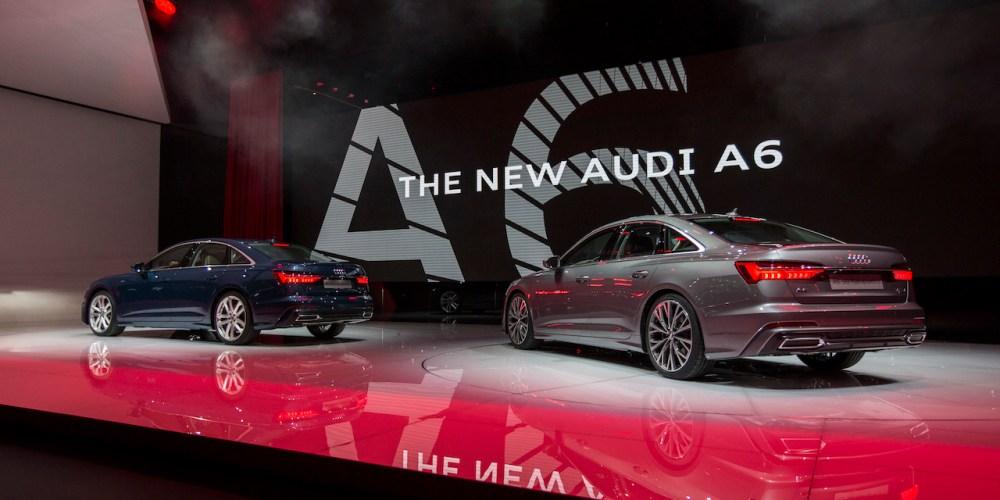 Autoshow de Ginebra 2018, nuevo Audi A6 en su octava generación