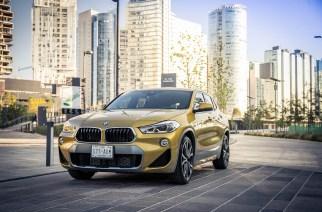 Llega a México el nuevo BMW X2 con un diseño atrevido y deportivo