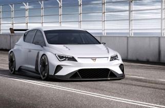 Autoshow de Ginebra 2018, CUPRA e-Racer
