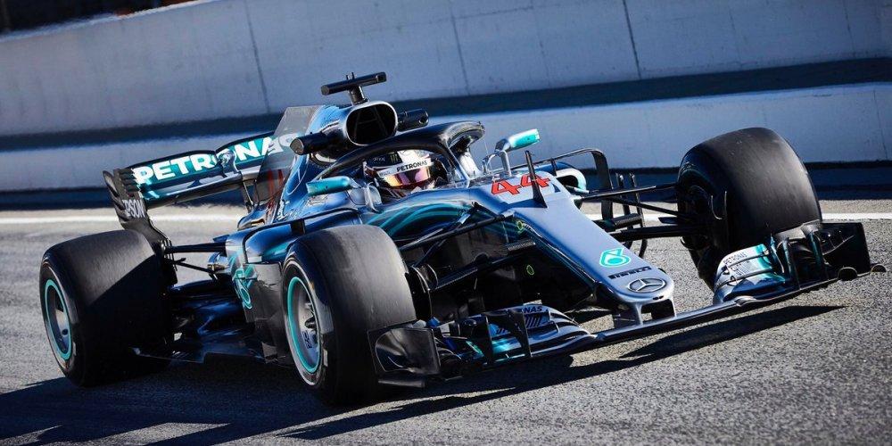 Hamilton se lleva la primera pole del año
