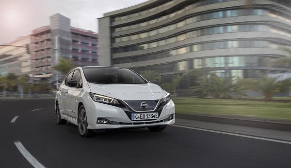 ¿Listo para manejar el nuevo eléctrico de Nissan? Leaf presume en Ginebra