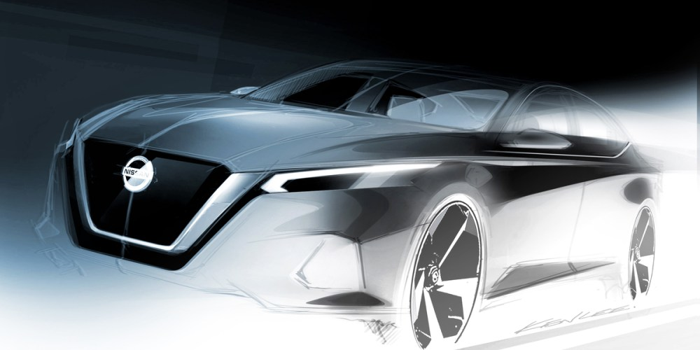 Más cerca de la realidad, nuevo Nissan Altima 2019 en el Autoshow de Nueva York