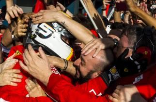 Vettel consigue su segunda victoria tras el drama en la Scuderia Ferrari