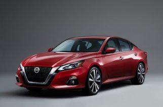El regreso del sedán: Nissan Altima