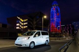 Las baterías de los autos Nissan suministran energía también a oficinas