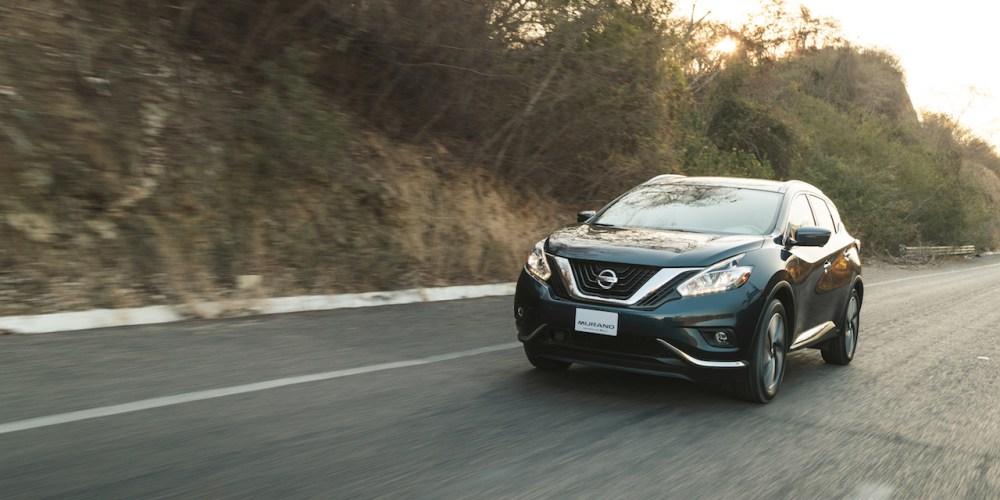 Nissan Murano, ya en México en su tercera generación