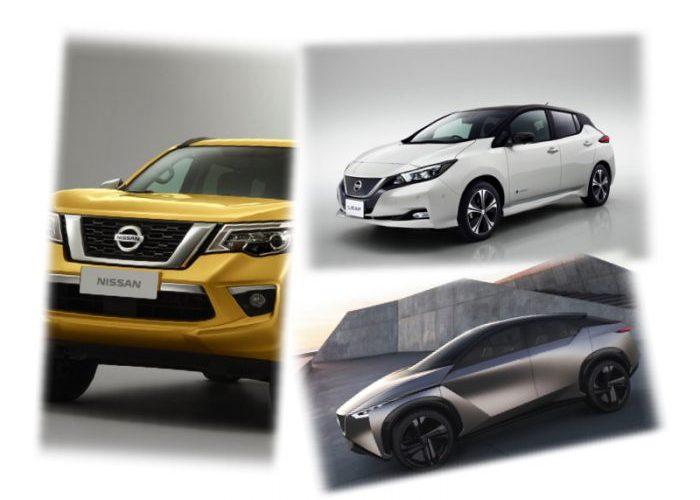 Conoce los tres vehículos eléctricos que Nissan presentará en China