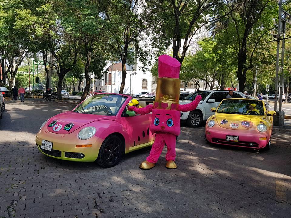Presentacion Cutie Cars Mexico