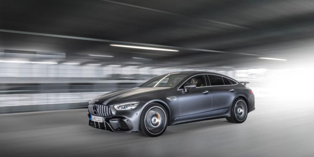 El nuevo Mercedes-AMG GT 63 S 4MATIC+ Edition 1 y sus 639 hp.