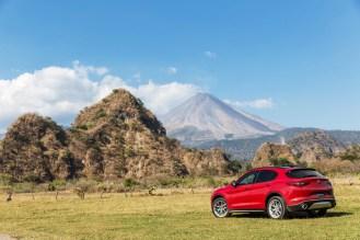 Alfa Romeo Stelvio Mexico vcla