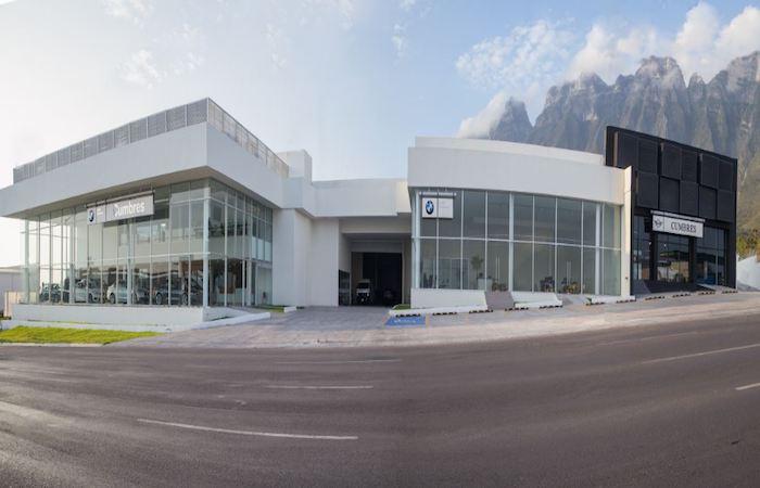 BMW Group abre nuevo distribuidor en Monterrey