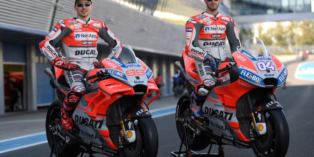 CUPRA, nuevo patrocinador de Ducati en el Mundial de MotoGP