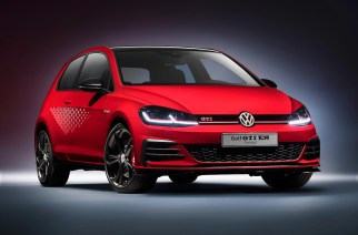 Volkswagen Golf GTI TCR Concept: ¡264 km/h velocidad máxima!