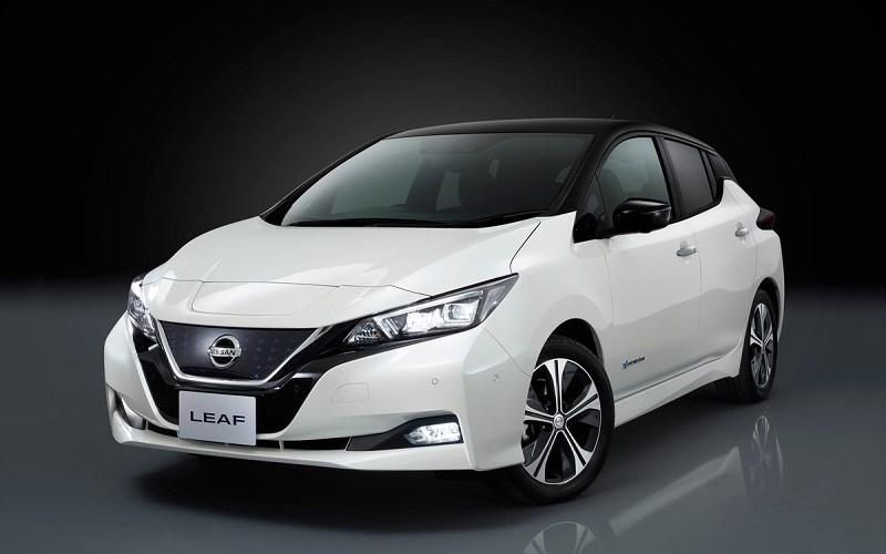 Nissan LEAF de los mejores en Reino Unido