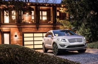 Lincoln presenta la renovada MKC 2019