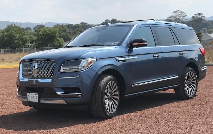 A prueba: Lincoln Navigator, el lujo de la conducción en familia