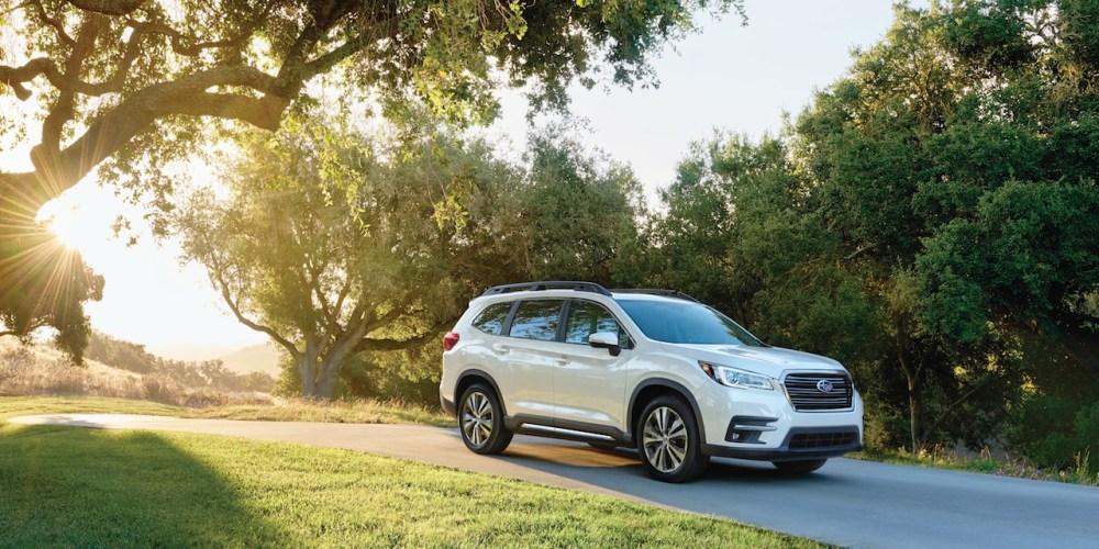 Subaru inicia la producción del nuevo Ascent, un SUV de tres filas de asientos