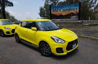 Suzuki Swift Boosterjet Sport 2019, lanzamiento en México