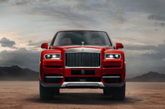 Conoce al Rolls-Royce Cullinan, el SUV de super lujo