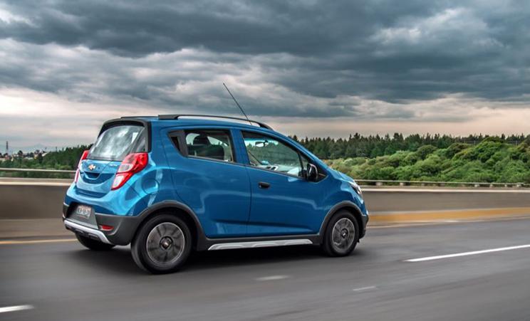 Chevrolet Beat Activ a prueba: el valor está en los detalles
