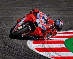 Lorenzo vuelve a ganar con Ducati y en casa!
