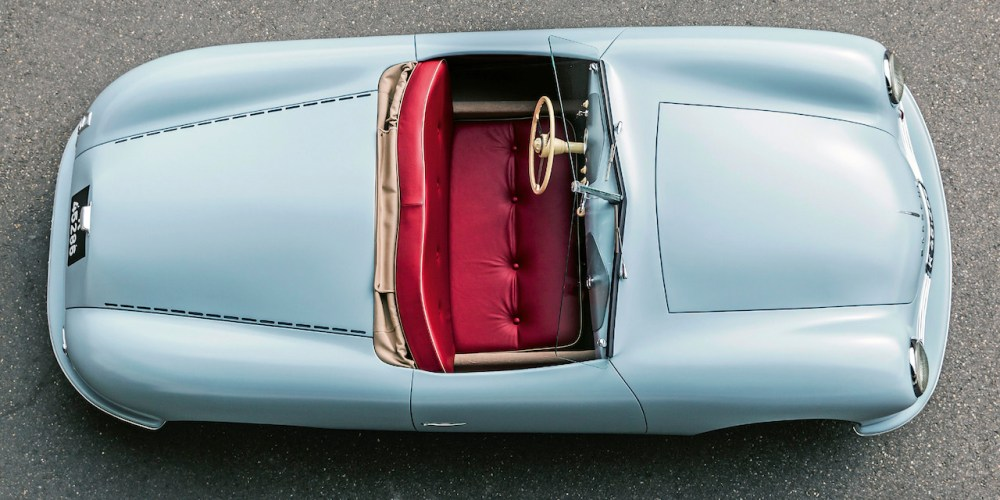 Porsche le dará la vuelta al mundo con el 356 'No. 1' Roadster