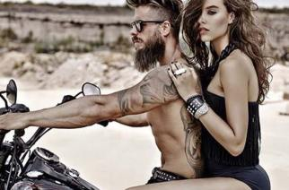 ¿Por qué a las mujeres les atraen los hombres que andan en motocicleta?