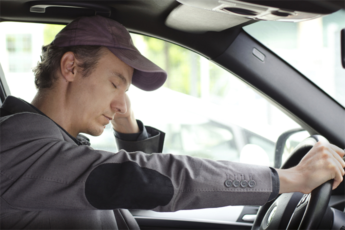 Sufrir un infarto en el auto cada vez es más común