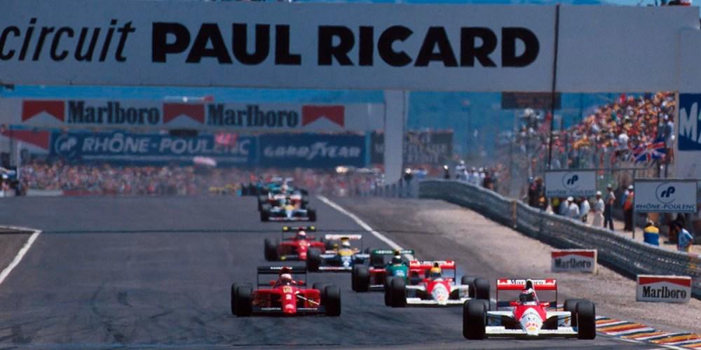 La Fórmula 1 vuelve a suelo francés 10 años después