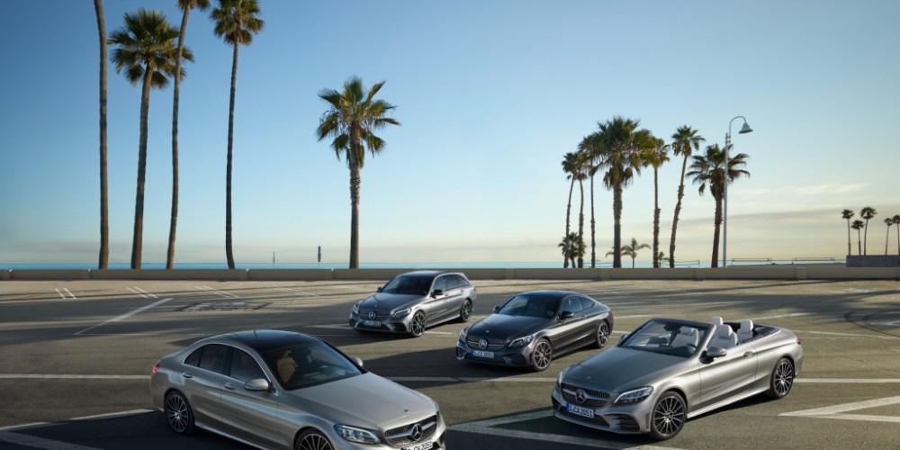 El nuevo Clase C de Mercedes-Benz suma más versiones en su gama