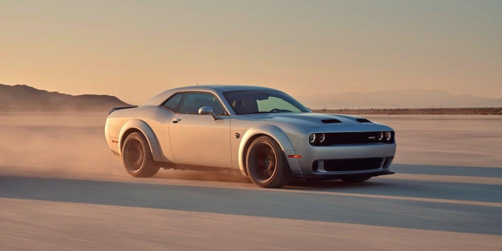 Nuevo Dodge Challenger SRT Hellcat Redeye, 797 hp endemoniados