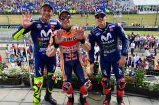 Márquez arrasa en Sachsenring por 9a vez consecutiva