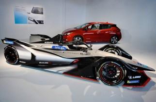 Nissan y su debut en la Fórmula E