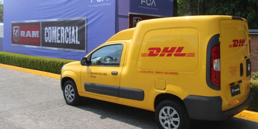 230 unidades de Ram ProMaster Rapid para DHL entregadas en México