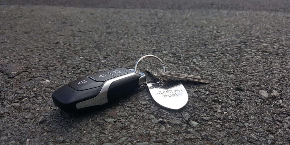 Cómo evitar que pierdas las llaves de tu auto