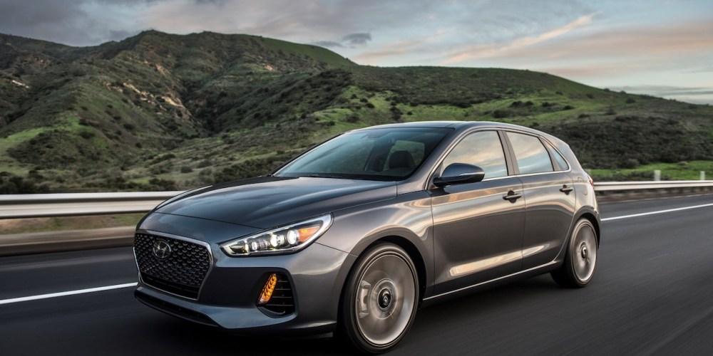 La bola de cristal: Podría llegar en breve Hyundai Elantra GT