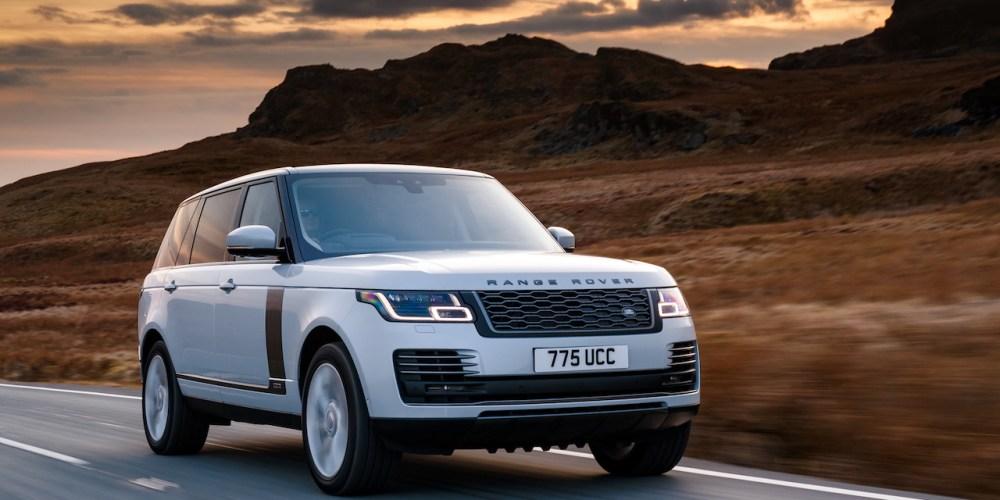La gama de lujo de Range Rover será aún más refinada y con motores PHEV