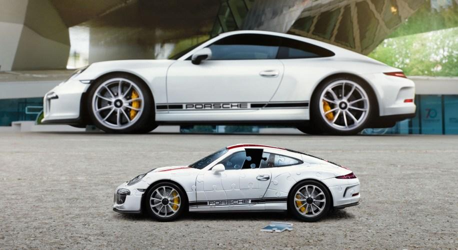 Compra tu propio Porsche 911 R 2016 con menos de mil pesos, fácil de armar