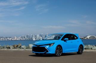 Toyota Corolla hatchback, lo que necesitamos saber del auto
